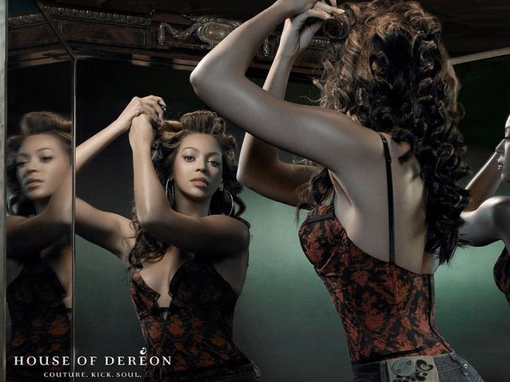 Beyonce For House Of Dereon