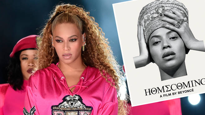 Beyonce Homecoming Albumn