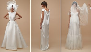 Karen Walker's Bridal Collection For Unconventional Brides-To-Be.