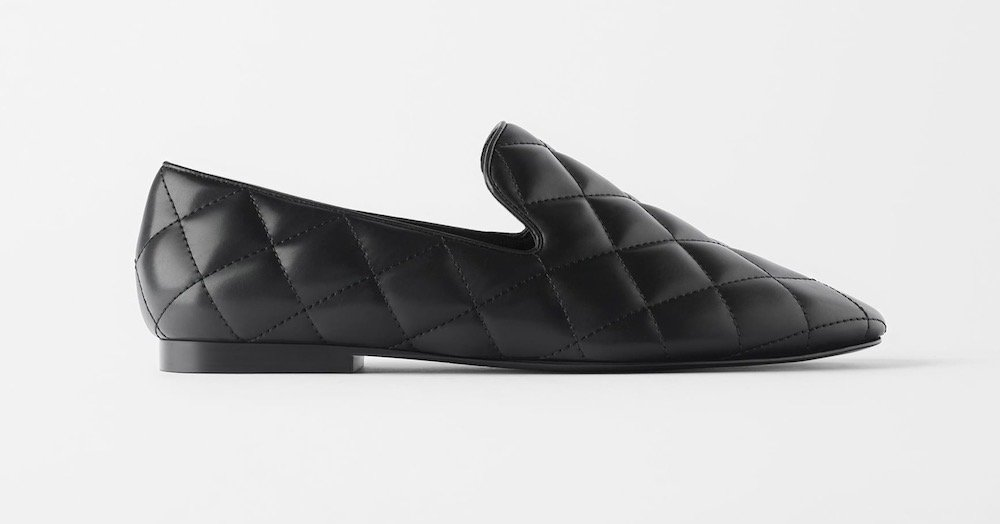 zara-quilted-loafers – Covet Magazine