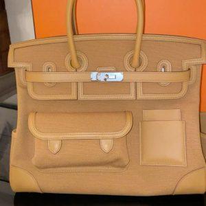 Hermes Birkin Cargo Bag