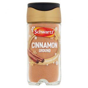 Schwartz Ground Cinnamon Jar 39g