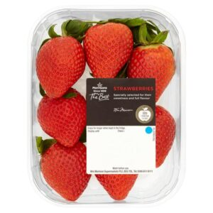 Morrisons The Best Strawberries 300g