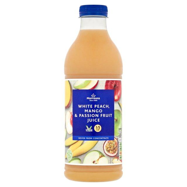 Morrisons Peach Juice