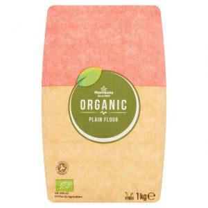 Morrisons Organic Plain Flour 1kg