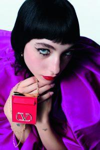 valentino beauty campaign