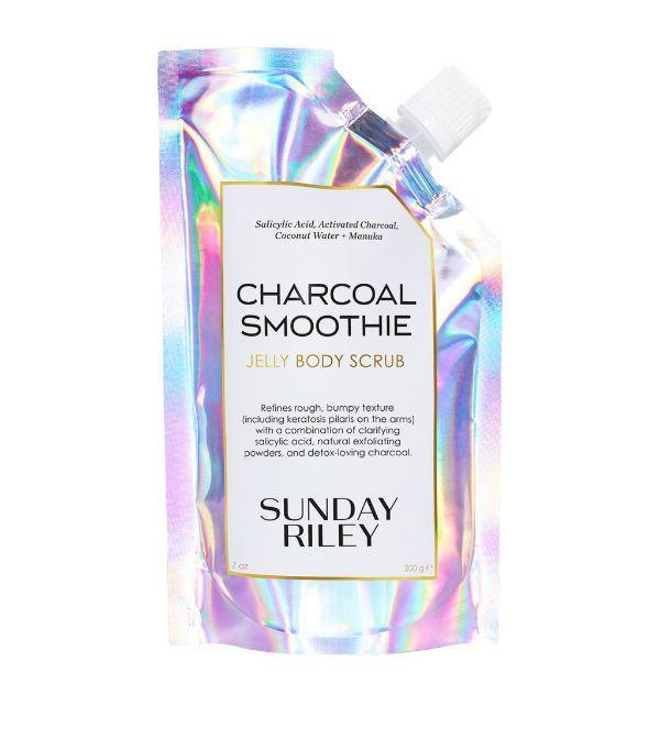SUNDAY RILEY Charcoal Smoothie Jelly Body Scrub (200g) £32