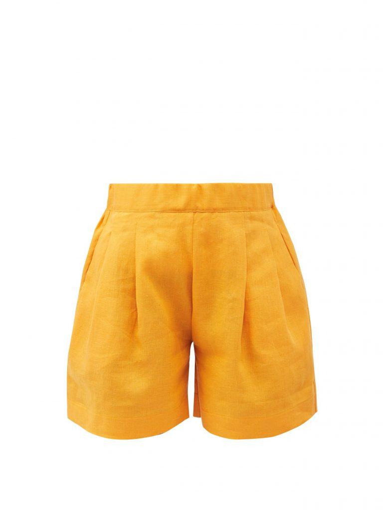 boxy shorts