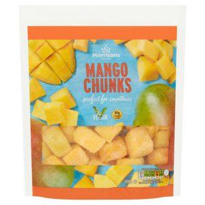 fronzen mango