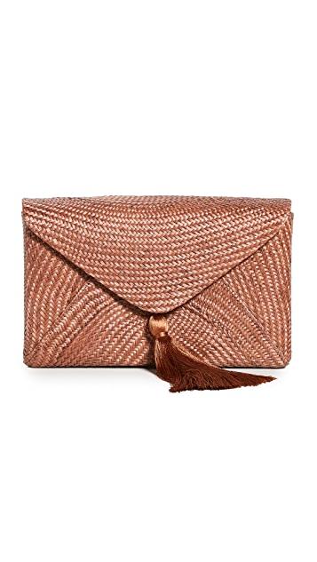 tassle hand bag