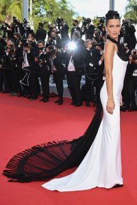 bella hadid at the 2021 cannes film festival