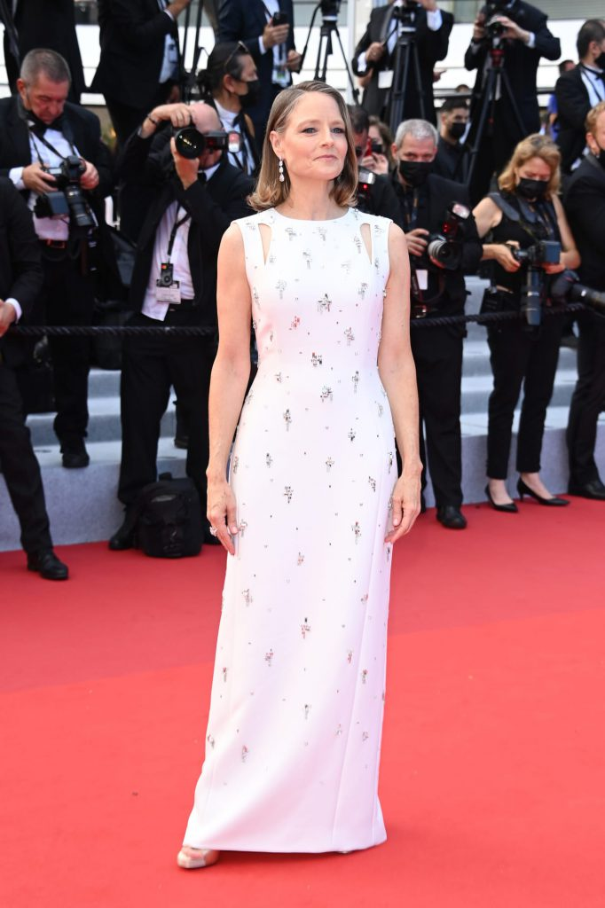 Jodie Foster at Cannes Film Festival
