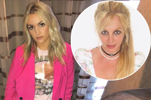 Jamie-Lynn Spears and Britney Spears