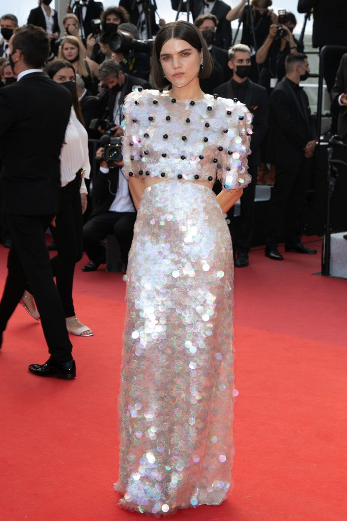 soko at the 2021 cannes film festival