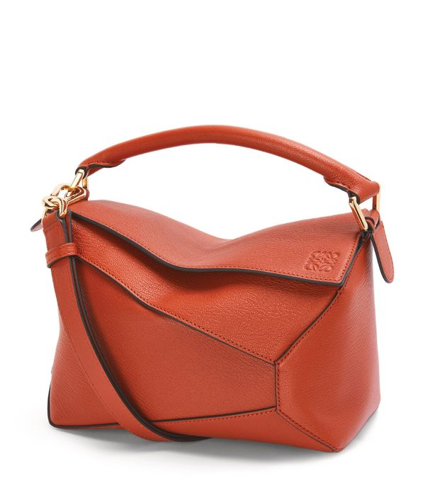 LOEWE Small Leather Puzzle Bag £2,150