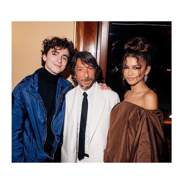 Zendaya in Valentino at 78th Vernice Film Festival