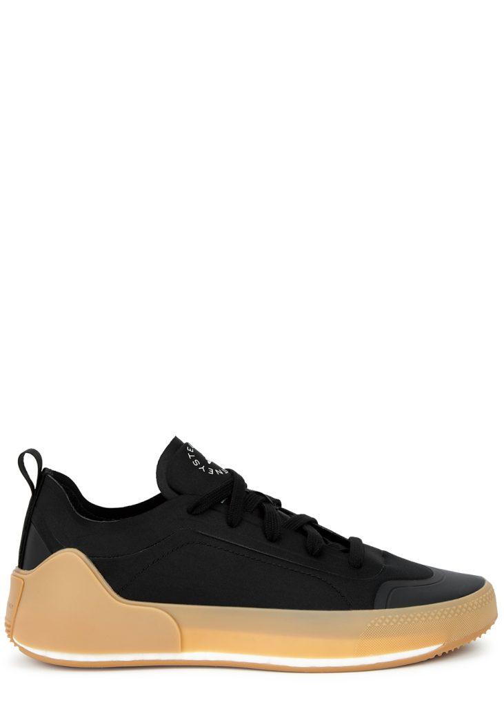 ADIDAS X STELLA MCCARTNEY Treino black Primegreen sneakers £160.00