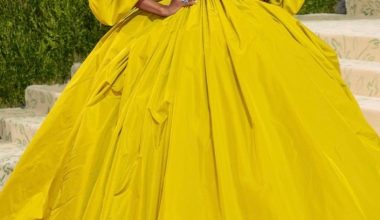 Met Gala 2021 Red Carpet Style Looks And Beauty Looks