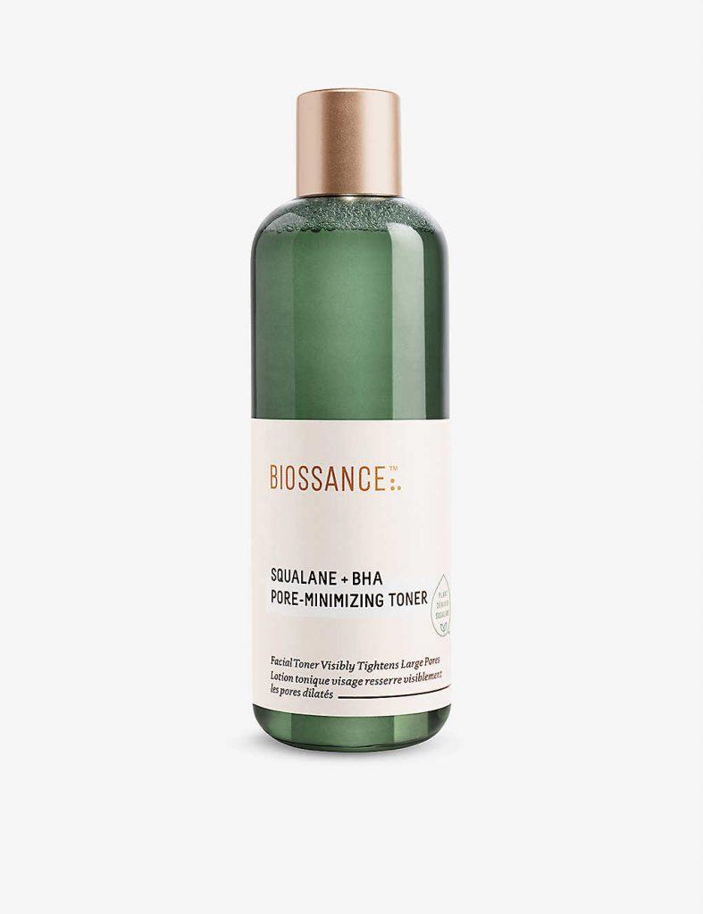 BIOSSANCE Squalane + BHA Pore Minimizing toner 120ml £24.00