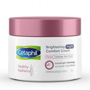 Cetaphil Brightening Night Cream With Niacinamide 50g
