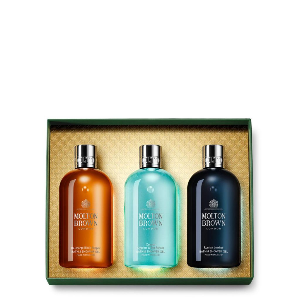 Molton Brown Woody & Aromatic Collection £55.00