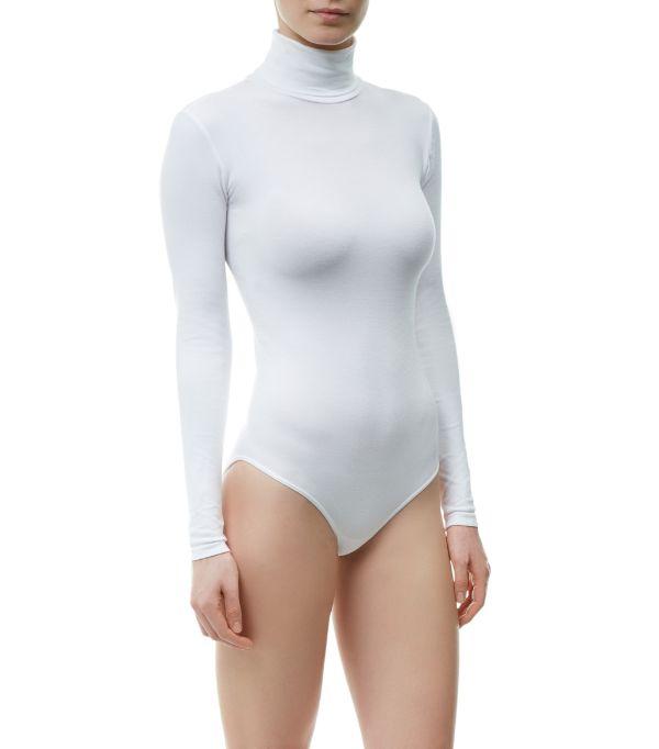 WOLFORD High-Neck Colorado Bodysuit £166