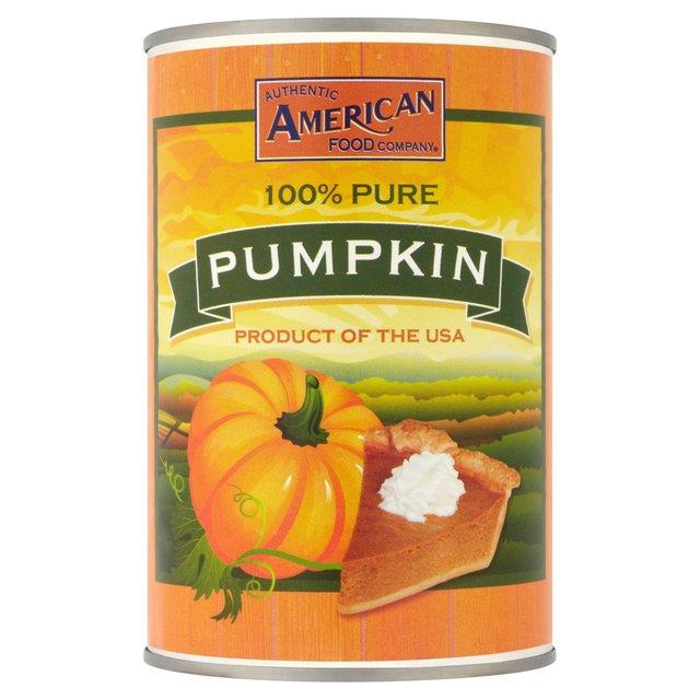 Authentic American Pumpkin Puree 425g