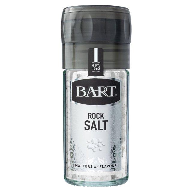 Bart Rock Salt Mill 95g