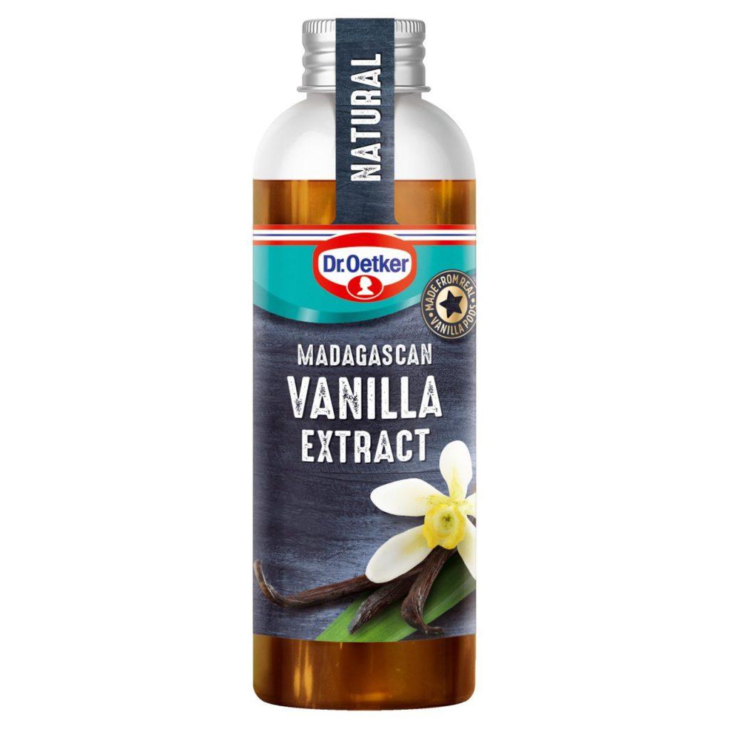 Dr. Oetker Large Madagascan Vanilla Extract 95ml