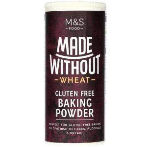 M&S Made Without Baking Powder 120g