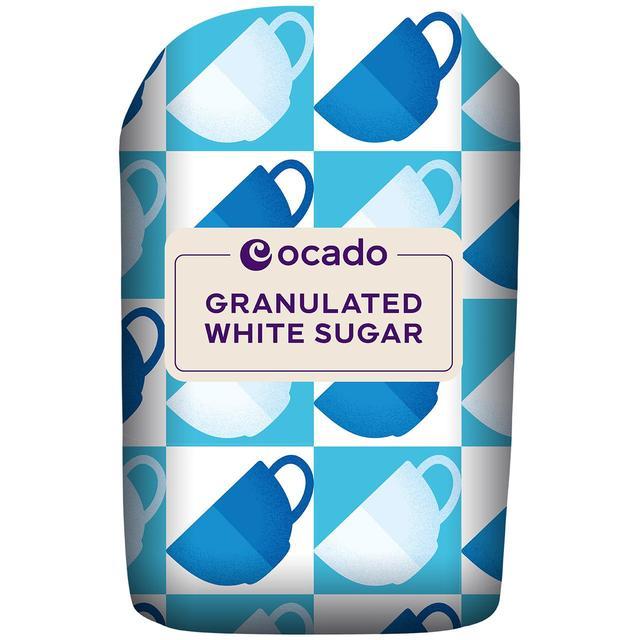 Ocado Granulated White Sugar 1kg