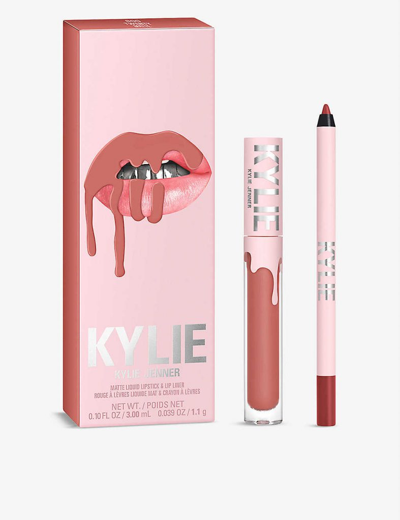 KYLIE BY KYLIE JENNER Matte lip kit £26.00
